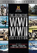 History Channel Presents: The Definitive WWI And WWII Collection