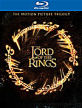 Lord Of The Rings Trilogy (Theatrical Editions/ Blu-ray): The Fellowship Of Ring / Two Towers / Return Of King