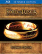Lord Of The Rings Trilogy (Extended Editions/ Blu-ray): The Fellowship Of Ring / Two Towers / Return Of King